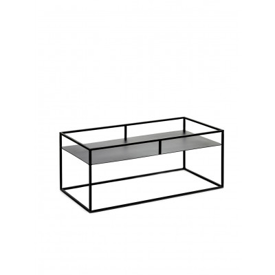 Pflanz-Gestell Display 80x40x30 cm | Schwarz