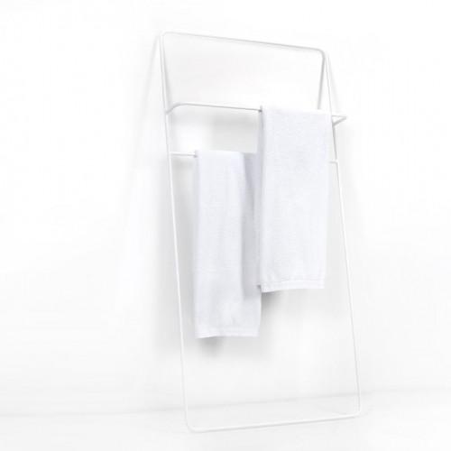 Towel Rack Low Juno | White