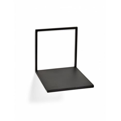 Shelf L   Black