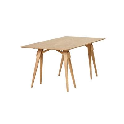 Tisch Acro 90x180cm | Eiche