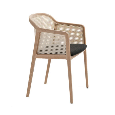 Vienna Little Armchair | Beech/Black