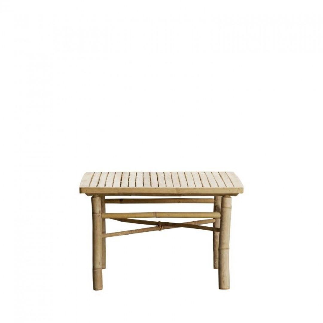 Bamboo Lounge Table   70 x 70