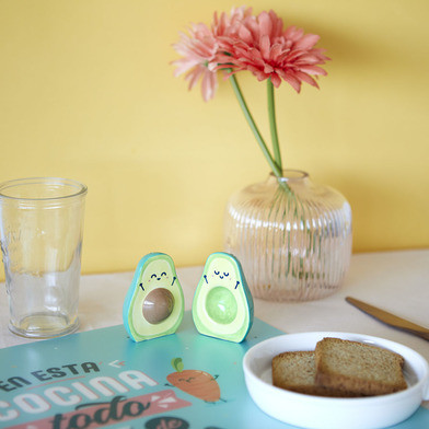 Salz- und Pfeffermühle Mr Wonderful Avocado