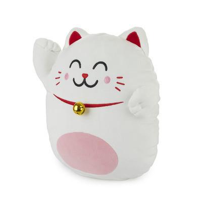 Kussen 40 cm Mr Wonderful Lucky Cat