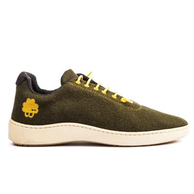 Sneakers Urban Wooler | Army Green