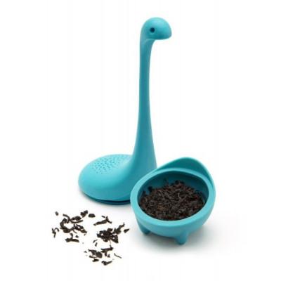 Baby Nessie Tea Infuser | Blue