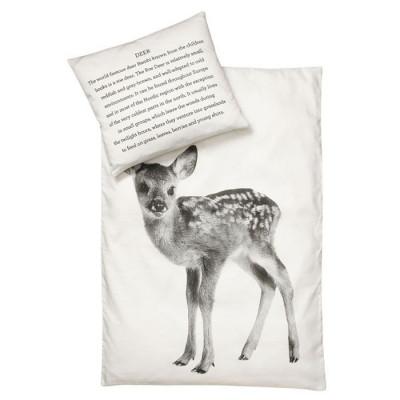 Baby Bedlinen with deer