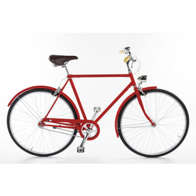 Bike Bacio 3 Speed Uomo | Red