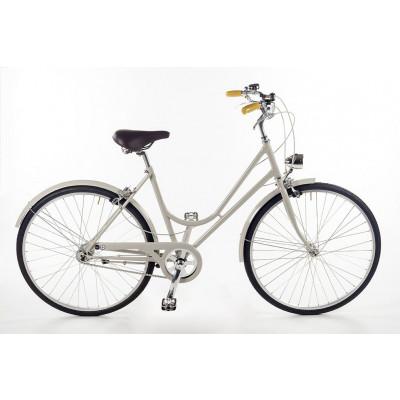 Bike Bacio 3 Speed Donna | Grey