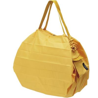 Compact Foldable Shopping Bag Mustard (Karashi) | M (5 kg/ 16 L)