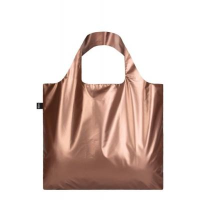 Bag/Shopper Metallic | Matt Rosé Gold