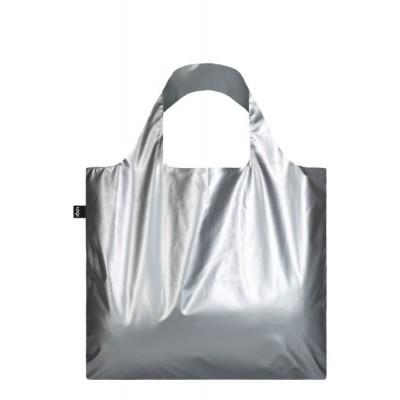 Bag/Shopper Metallic | Matt Silver