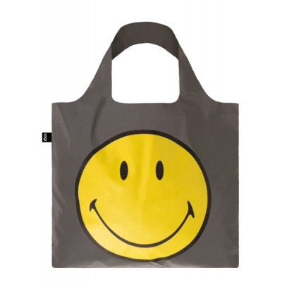 Bag/Shopper Reflective   Smiley