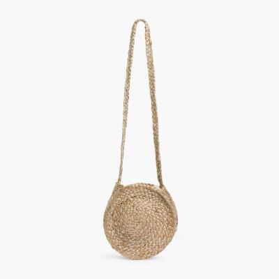 Runde Handtasche Bolso Redondo   Natural