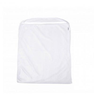 Baggie Bag White | Large