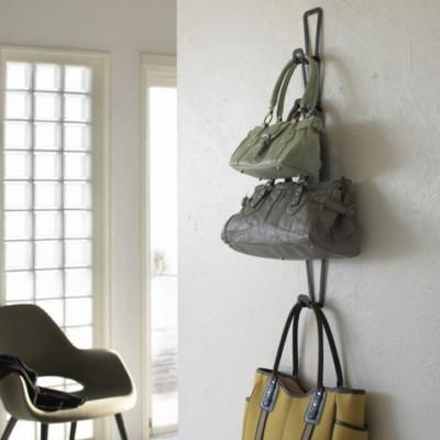 Joint Bag Holder Chain S | Black