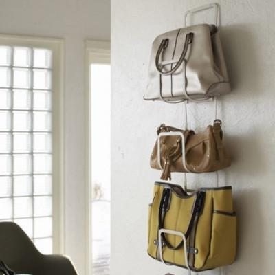 Joint Bag Holder Chain L | White