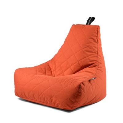 Outdoor Sitzsack Mighty B Gesteppt   Orange