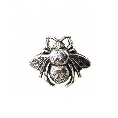 Ring Bee   Silver