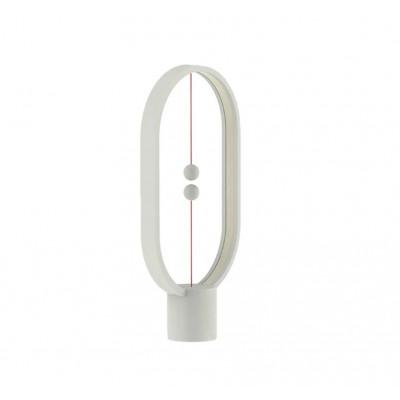 Lampe Heng Balance Oval   Weiß
