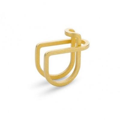 Ausgeglichener Ring #1 | Gold
