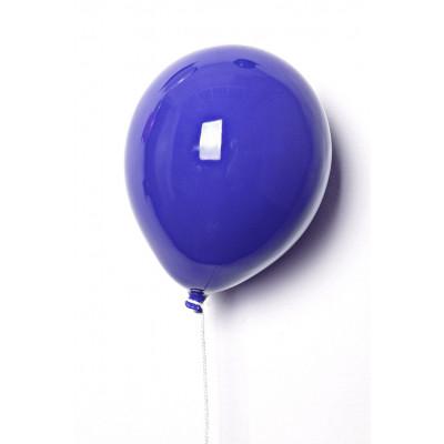 Keramikballon | Blau