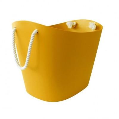 Aufbewahrungskorb Balcolore | Mustard Gelb