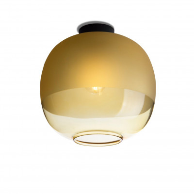 Bale Ceiling Lamp | Amber