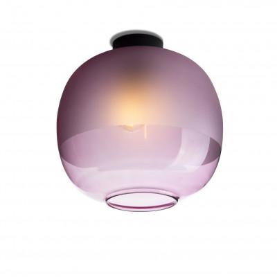Bale Ceiling Lamp | Purple