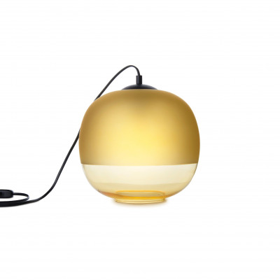 Bale Table Lamp | Amber