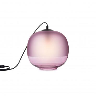 Bale Table Lamp | Purple
