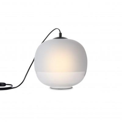 Bale Table Lamp | White