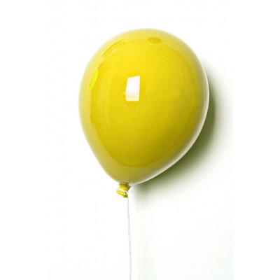 Keramik-Ballon | Gelb