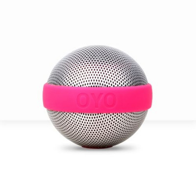 Ballo Bluetooth-Lautsprecher | Rosa