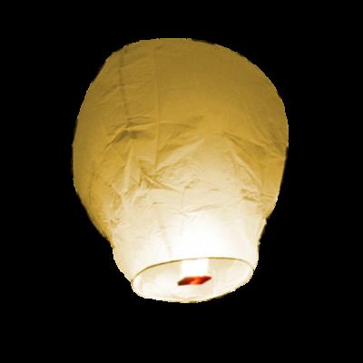Skylantern Weiß 10er-Set