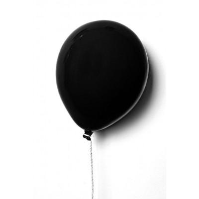 Keramischer Ballon | Schwarz
