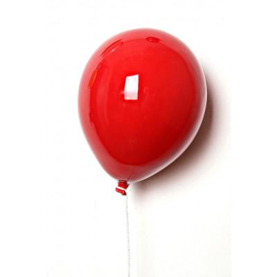 Keramikballon | Rot
