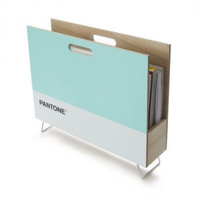 Zeitungsständer Pantone   Turquoise