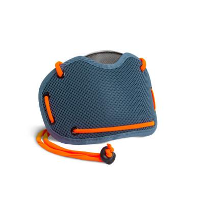 Verschmutzungsmaske | Blau & Orange