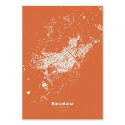 Barcelona | Orange