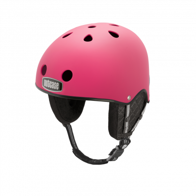 Snow Helmet   Party Pink