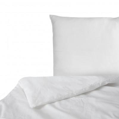 Bettbezug Les Essentiels Percal | Weiß