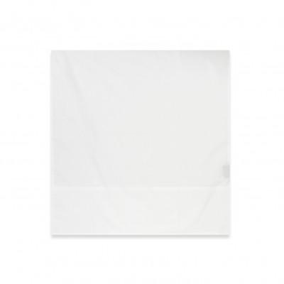 Kissenbezug 2er-Set Les Essentiels Percal | Weiß