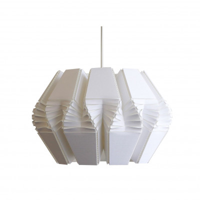 Pendant Lamp Frond Small | White