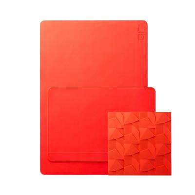 Backmatten-Set | 3 Stücke | Rot