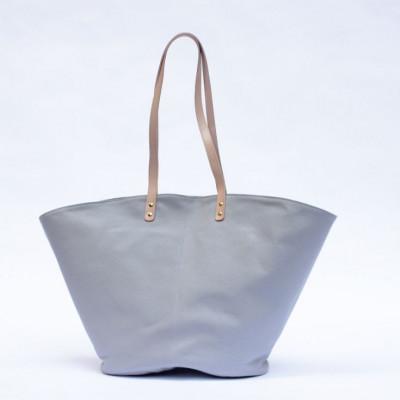 Korb Medium - Grau