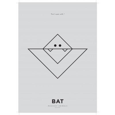 Poster A3 | Bat