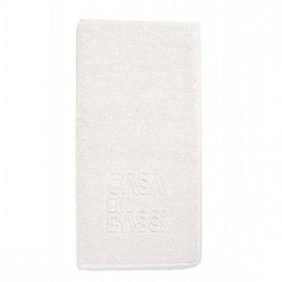 Basic Badevorleger 70 x 50 cm | Weiß
