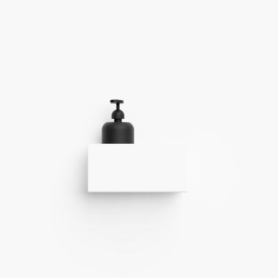 Badablage 20 cm | Weiß