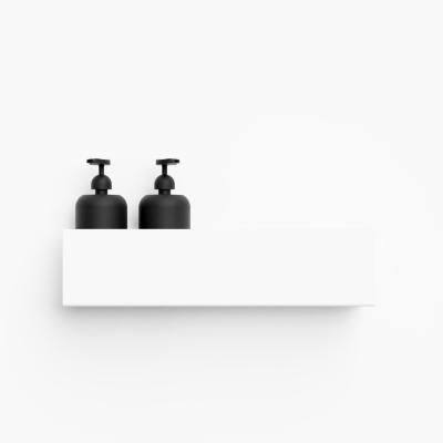 Ablage Badewannenablage 40 cm | Weiß